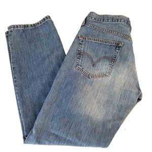 Levi's 501 32x32 Classic Button Fly Jeans EUC